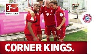 Video FC Bayern München - Corner Kings download MP3, 3GP, MP4, WEBM, AVI, FLV November 2017