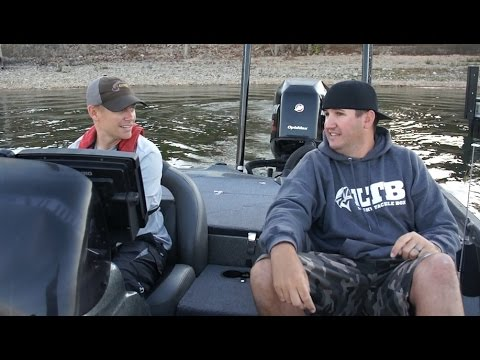 Table Rock Bass Fishing and Taneycomo Trout, Ft. Andrew Upshaw!