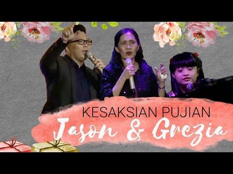 Kesaksian Pujian Jason & Grezia Epiphania