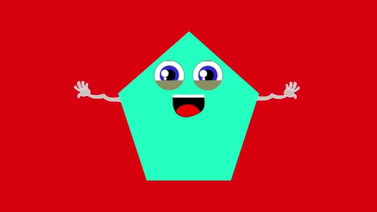 Shapes Song For Kids