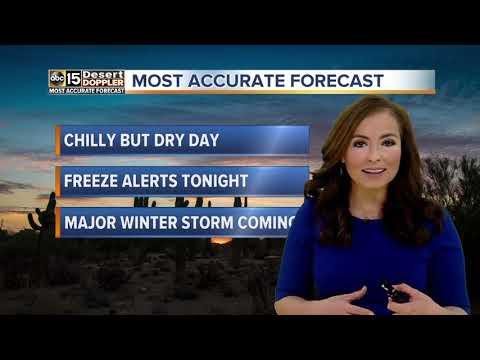 ABC15 Arizona Latest Headlines | February 19, 7am
