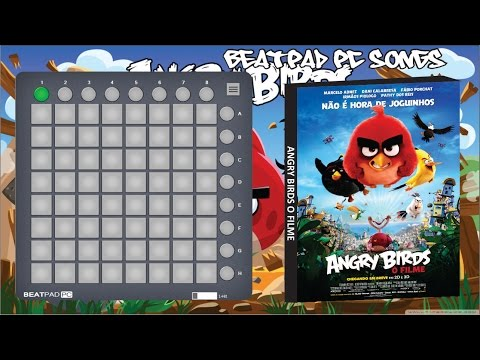 ANGRY BIRDS ( DUBSTEP REMIX ) BEATPAD PC SONGS