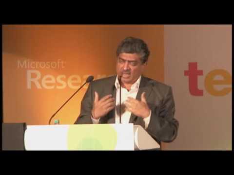 TechVista 2010 - Nandan Nilekani