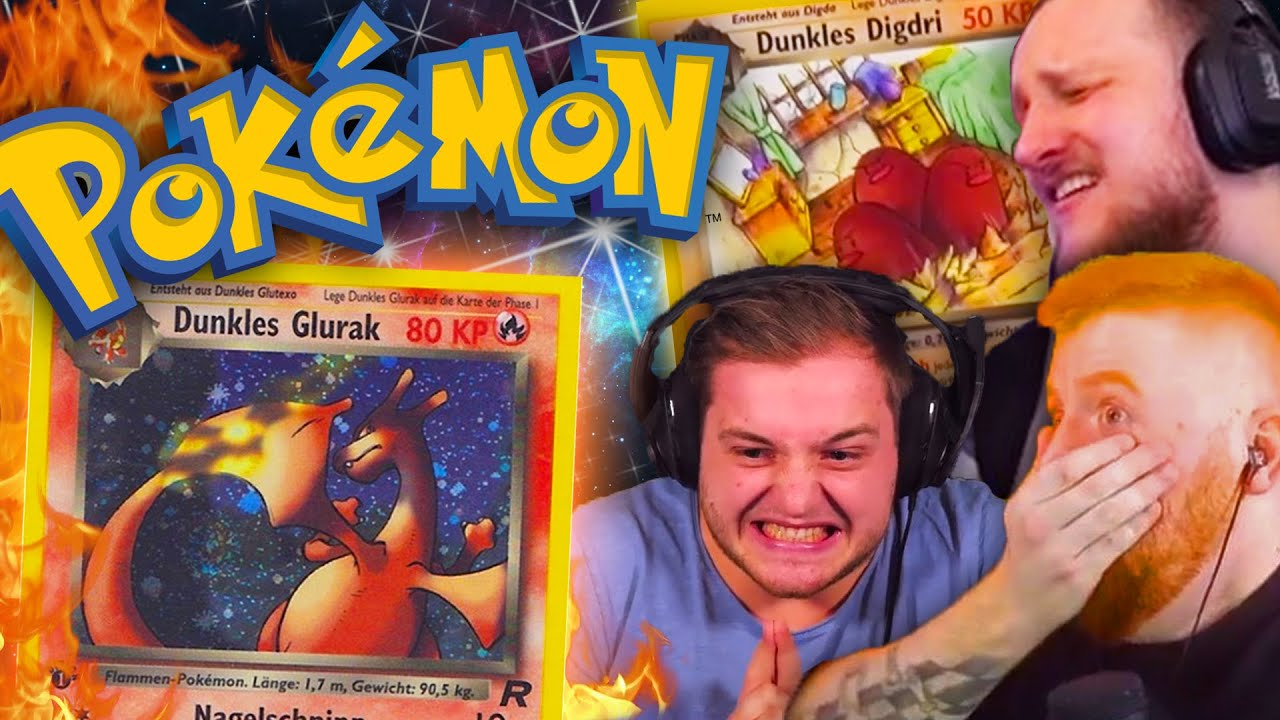 25.000€ TEAM ROCKET FIRST EDITION OPENING BEST OF