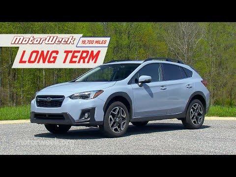 2018 Subaru Crosstrek | One Year, 20,000 Miles