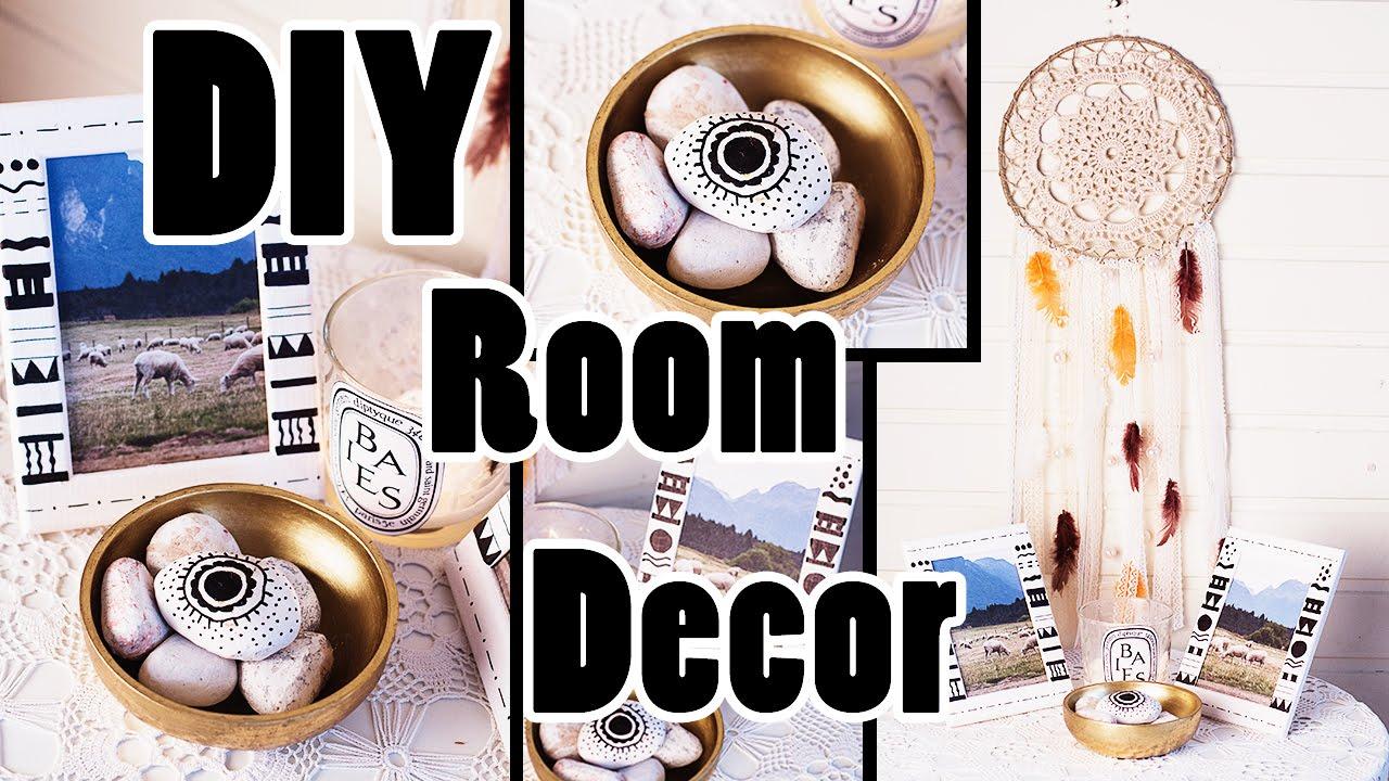Diy Boho Room Decor Tumblr Inspired Dreamcatcher