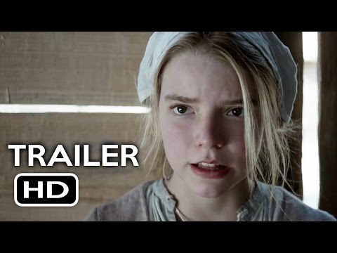 The Witch Official Trailer #2 (2015) Anya Taylor-Joy, Ralph Ineson Horror Movie HD