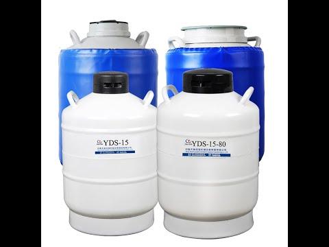 India Liquid Nitrogen Tank Ice Cream Machine 10 Liter Dewar ...