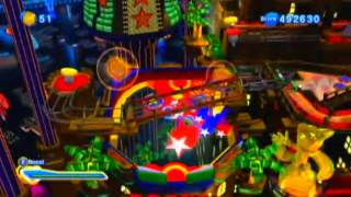 Sonic Generations - Casino Night Pinball (Score: 999,999)
