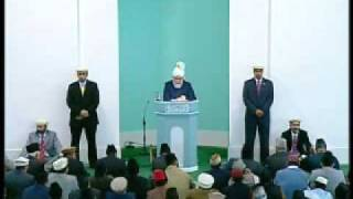 Friday Sermon: 16th October 2009 - Part 2 (Urdu)