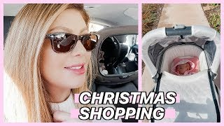 BABY'S FIRST OUTING! | LIFE OF MADDY