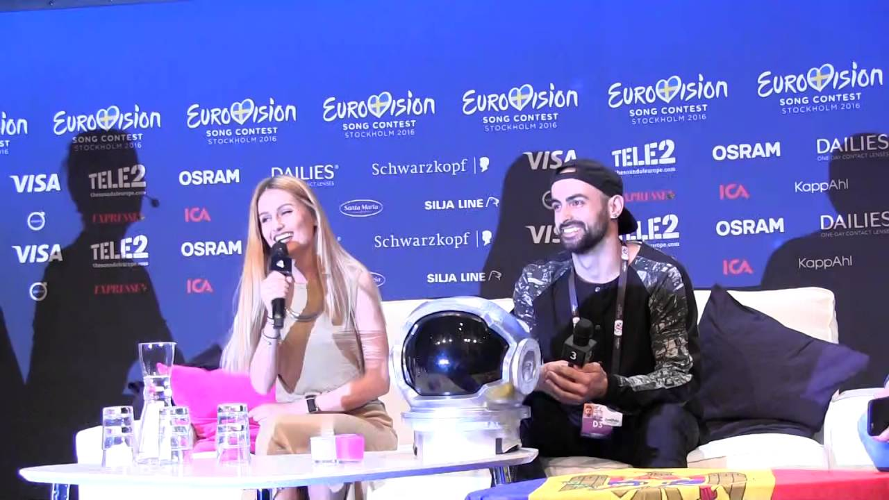 Esckaz In Stockholm Lidia Isac Moldova Meet And Greet Youtube