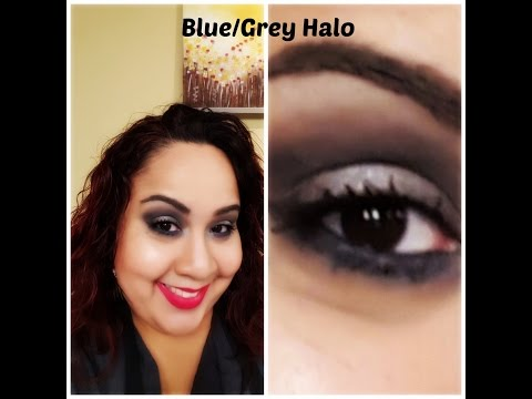 GRWM Smokey Blue/Grey Halo