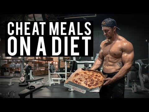 Cheating On My Diet Every Week To Lose Fat | FULL DAY OF EATING