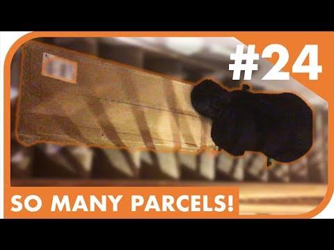 Vlog #24: So Many Parcels!! || Shaaba.