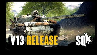 SQUAD: Alpha 13 Release Notes (May 2019)