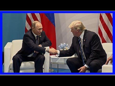 Filmmakers of 'Active Measures' Documentary Assert Donald Trump Has Been Putin's Puppet for Decades