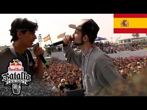 TIRPA vs MIGI - Octavos: Valencia, España 2018 | Red Bull Batalla De Los Gallos