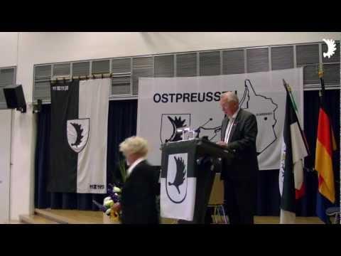 Ruhnau: Begrüßung und Rückblick - 60 Jahre LO- Kreisgruppe Bonn