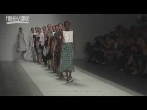 Holly Fulton Spring/Summer 2015 - London Fashion Week   VF COLLECTIONS