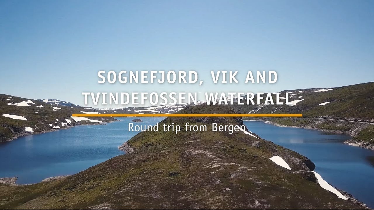 Thumbnail: Sognefjord, Vik and Tvindefossen Waterfall - fjord cruise from Bergen