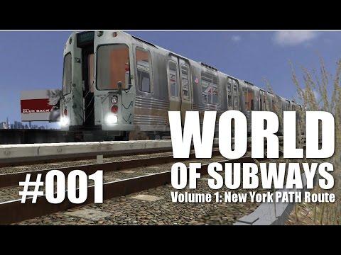 World of Subway Vol. 1 #001 - Unter den Straßen New Yorks