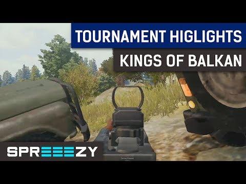 sprEEEzy Tournament POV | Kings of Balkan | Croatian / Hrvatski | All 6 Games Highlights