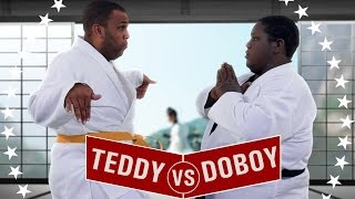 The Best Insults | Teddy vs. DoBoy