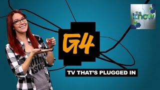 G4 Officially Going Off The Air - The Know