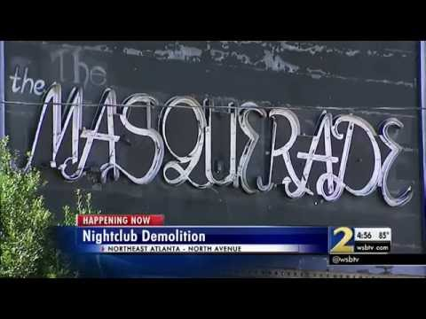The Masquerade to be demolished as part of new development