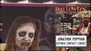 Transworld Haunted House - Escape Room - Christmas Attraction Tradeshow 2019 Complete Walk Thru
