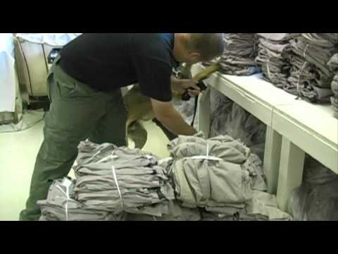 Dogs sniff out cell phones in North Carolina prisons