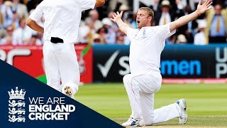 Flintoff Takes 5 Wickets On His Farewell To Lord's: 2009 Ashes - Full Highlights