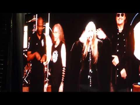 Stevie Nicks. Goodbye. Columbia, SC. 11.12.16