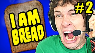 I AM BREAD Gameplay Part 2 - BREAD WINNER - Let