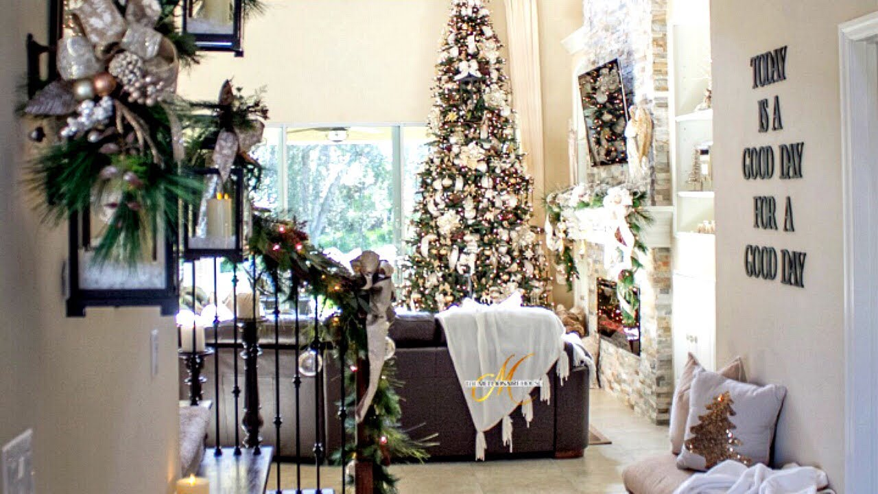How To Decorate A Christmas Tree Day 2 Of The 12 Days Of