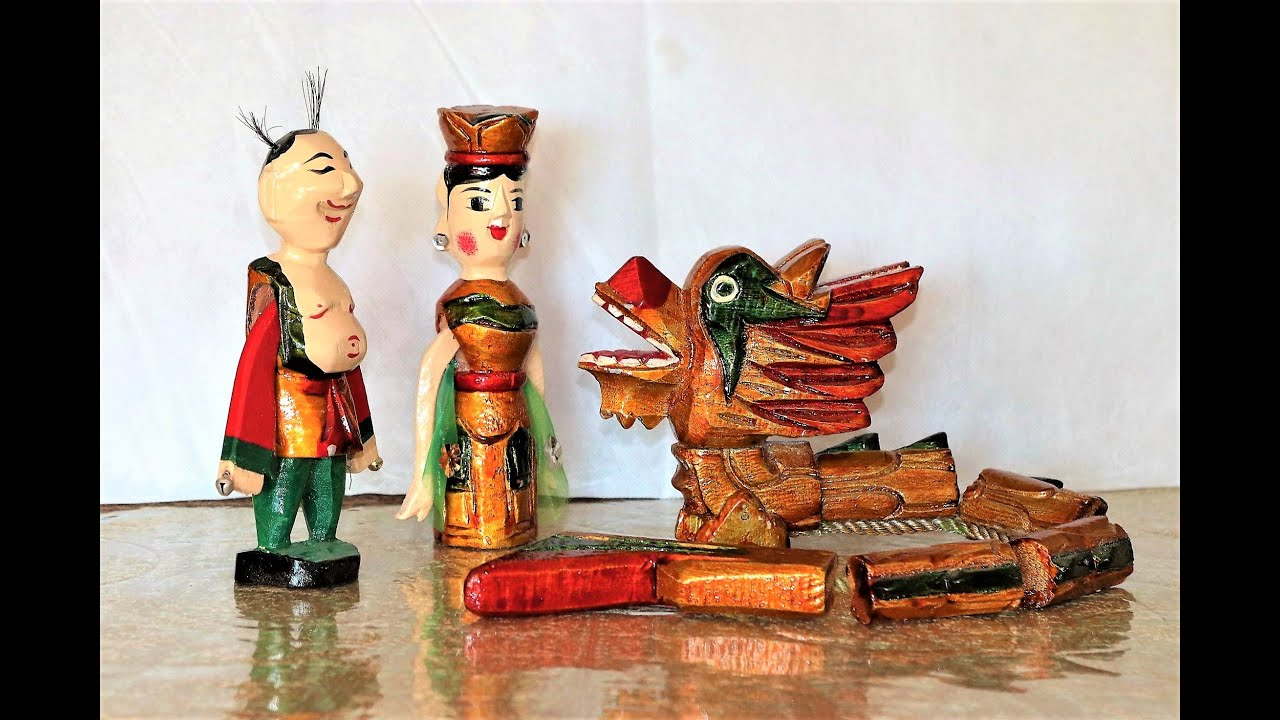 Life of the Puppets - The Thang Long Water Puppet Theatre in Hanoi