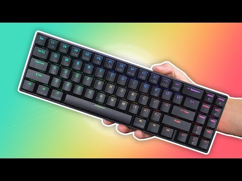 The Best Budget 60% RGB Keyboard just got better! - RK71 Review