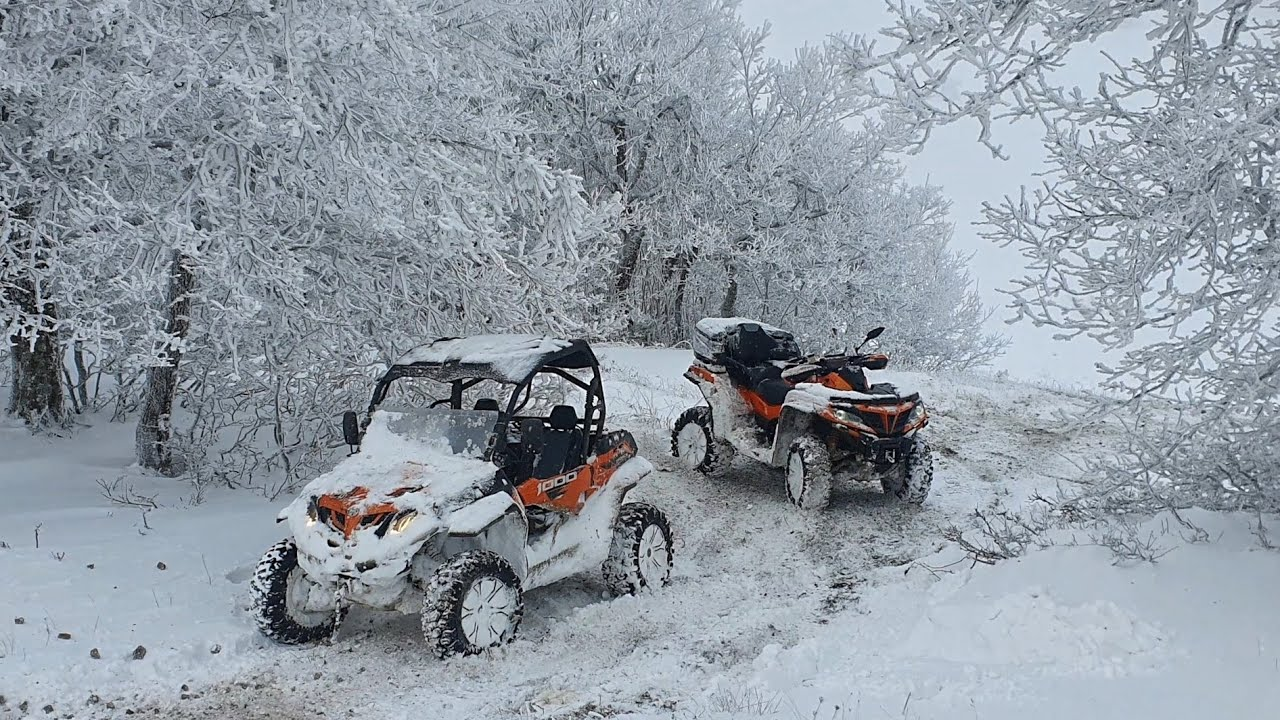 ATV & UTV Snow OFF ROAD - CForce 550 & 800 & 1000 - ZForce 550 & 1000 & Arctic Cat 550