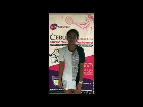Last day of WTA Philippine Qualifying Round