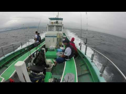 tochigi grupo de pesca na captura do shiira 7