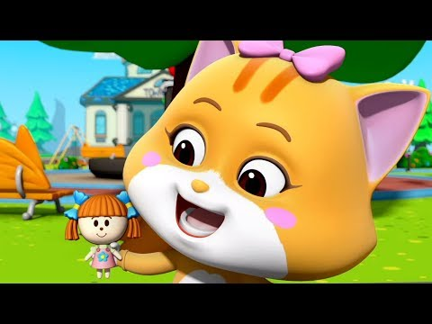Fight For Doll   Cartoon For Children   Kids Show For Kids By Loco Nuts