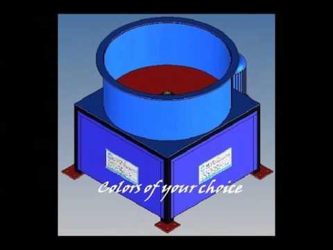 Ball Granulator - Shakti Engineering Works