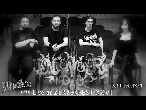 Группа «NeverDie» - Выступление на фестивале «ZerberFest. Part XXVI» (Ufa.Rock's Cafe.)