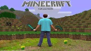Обучение для новичков(Minecraft)#2