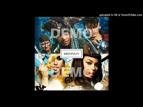 China Anne McClain, Beyoncé and Lady Gaga - What's My Telephone (Unfinished Demo)