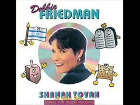 Debbie Friedman Track 08 - The Tu Bishvat Song