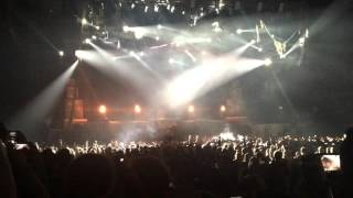 Iron Maiden - April 3, 2016 - Toronto - ACC - Doctor Doctor & If Eternity Should Fail