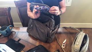 Tumi Carson Backpack Review   Favorite travel bags and backpacks  #Tumi