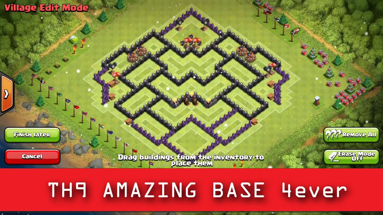 how to get defense troops in clash of clans